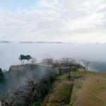 竹田城の雲海