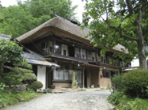 横川温泉 湯元 巴屋旅館