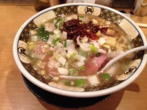 新宿 ラーメン すごい煮干ラーメン凪(新宿ゴールデン街店別館)