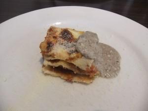 すすきのイタリアン サグラ(Sagra)料理 ラザニア