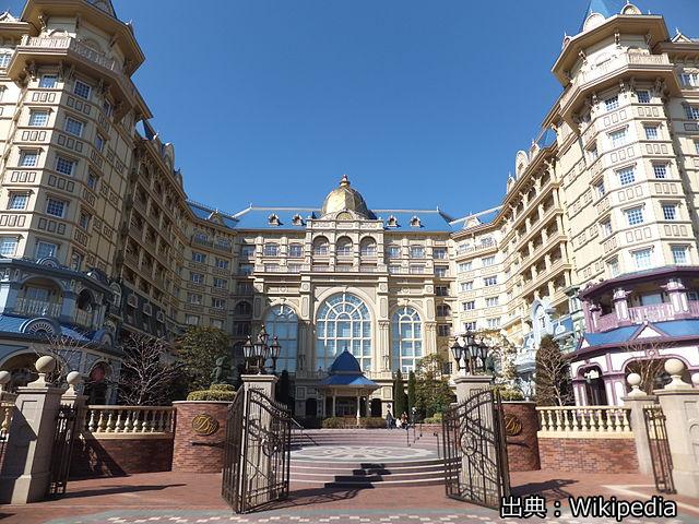 東京ディズニーリゾートのホテル