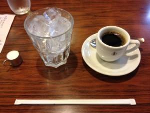 コンパル大須店 アイスコーヒー