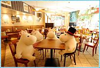 ムーミンカフェ2