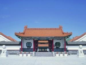 中国庭園燕趙園