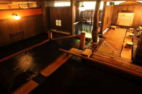 ふじ屋露天風呂