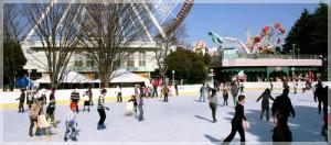 としまえん 屋外アイススケートリンク