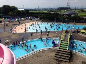 さくら市総合公園プール