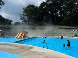矢板運動公園プール