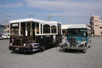 蔵の街観光バス