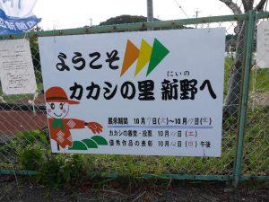 新野カカシ祭り