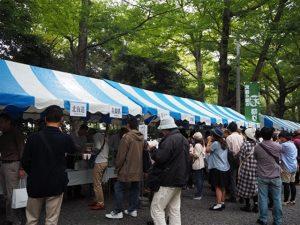 武蔵の國の酒祭り