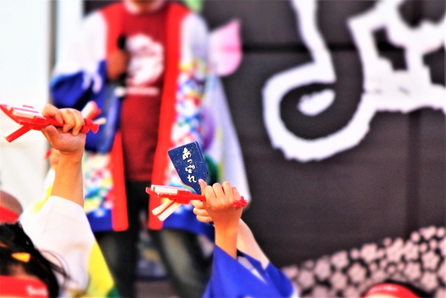YOSAKOIソーラン祭